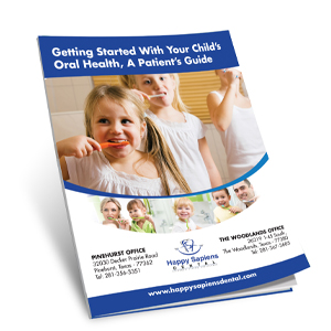 child oral health patient guide
