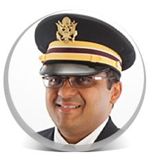 photo of Dr Nanavat