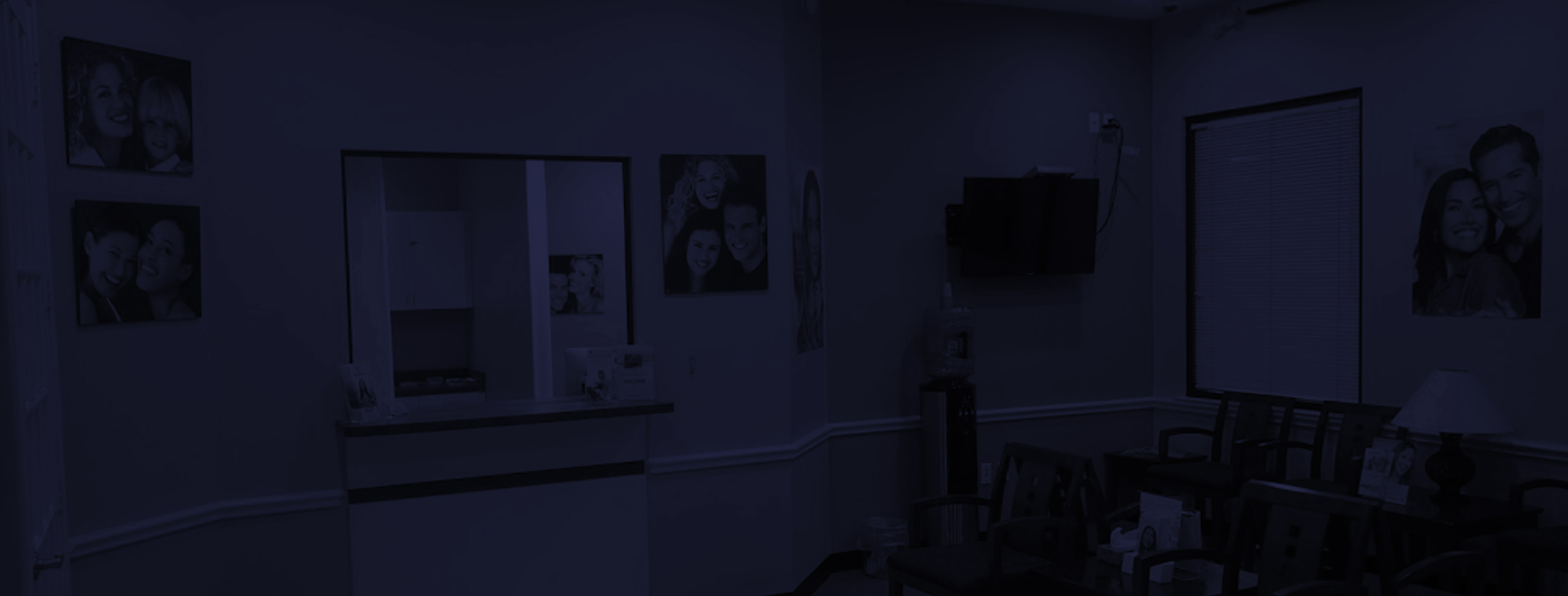 pinehurst dental office lobby